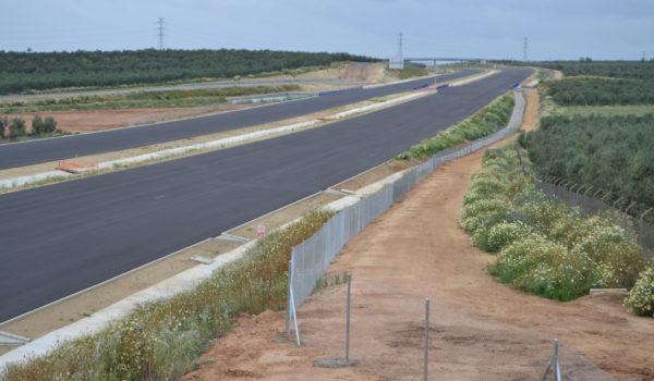 Autovía SE-40 (Bollullos)